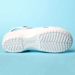 Image 3 - חדש הגעה רפואי נעליים לנשימה אחות נעלי בית חולים מעבדה לעבוד ללבוש יוניסקס סנדל נעלי רופאים ניתוח נעלי בית