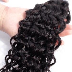 Image 5 - 3 6 9 עסקת חבילות ברזילאי מים גל שיער Weave סיטונאי שיער טבעי הארכת רמי שיער חבילות להתמודד יכול להיות צבוע Jarin שיער
