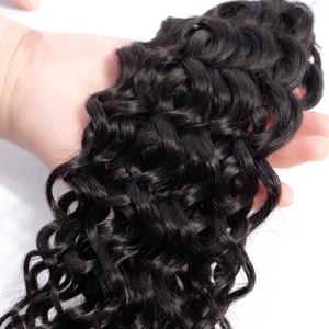 Image 5 - 3 6 9 pacotes negócio brasileiro onda de água tecer cabelo por atacado extensão do cabelo humano remy pacotes de cabelo negócio pode ser tingido jarin cabelo