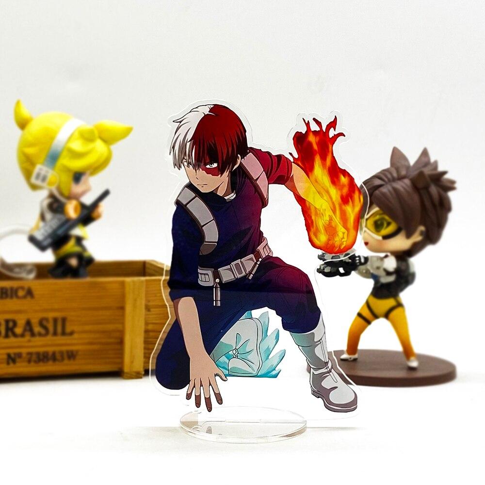 My Hero Academia Shoto Todoroki battling_1