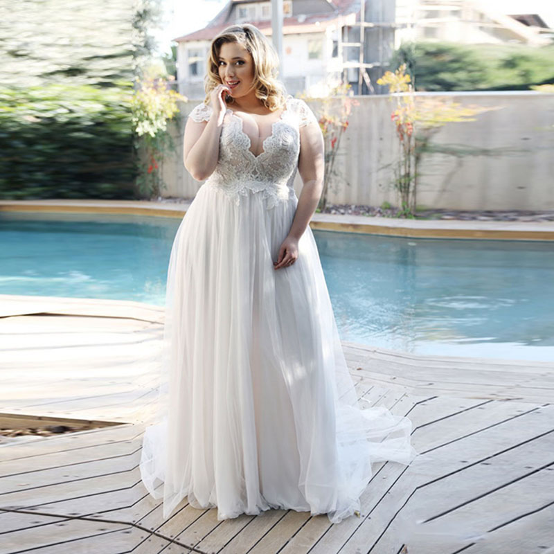 Pin on wedding dresses for big busts