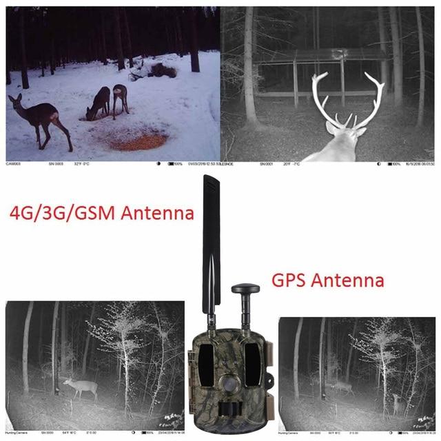 BL480L-P Trail Camera 940nm IR Wildlife Forest Hunting Trap Camera Surveillance Camera GPS Location Wild Tracking Cam для охоты 3