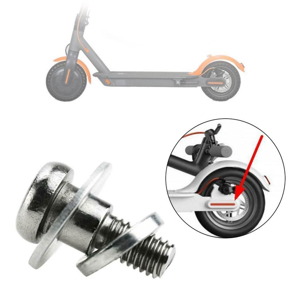 Rear Wheel Retaining Screw For <font><b>Xiaomi</b></font> <font><b>Mijia</b></font> <font><b>M365</b></font> <font><b>Pro</b></font> <font><b>Electric</b></font> <font><b>Scooter</b></font> Screw Parts image