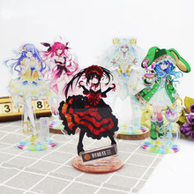 DATE A LIVE Acrylic Stand Model Toys Nightmare Hermit Anime Figure Decoration Action Figure Collectible Toy