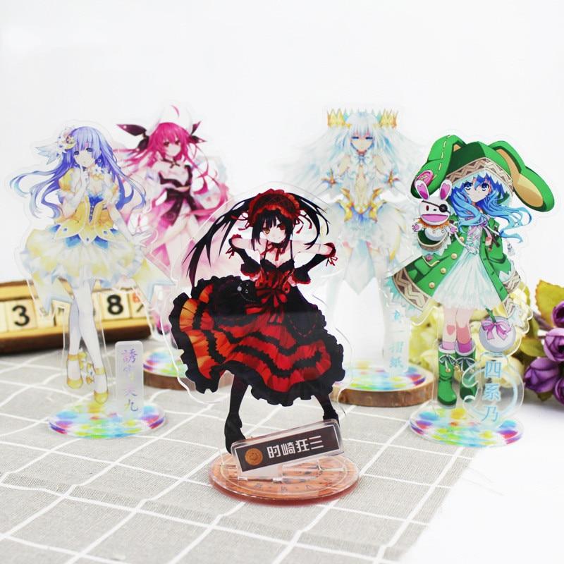 Data um carrinho de acrílico ao vivo modelo brinquedos pesadelo eremita anime figura decoração figura de ação brinquedo colecionável