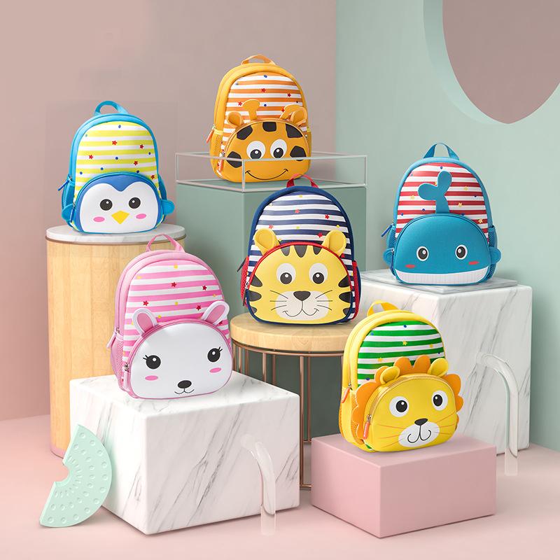 Miraculous High Quality Plush Animal Backpack Kazoka Machost Co Dining Chair Design Ideas Machostcouk