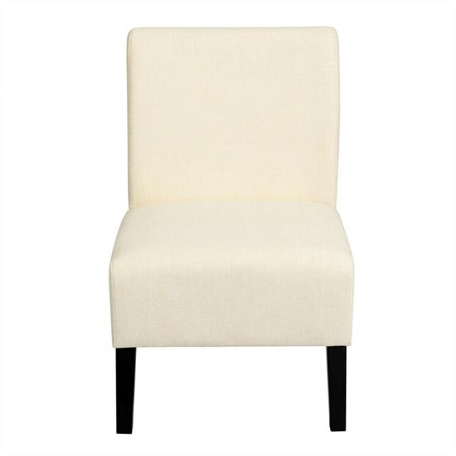 Armless Accent Leisure Chair  6