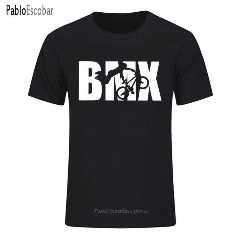 Shubuzhi новейшая футболка с графическим принтом BMX Dirtjump велосипед Мотокросс летняя уличная одежда в стиле хип-хоп Мужская футболка с коротким ...
