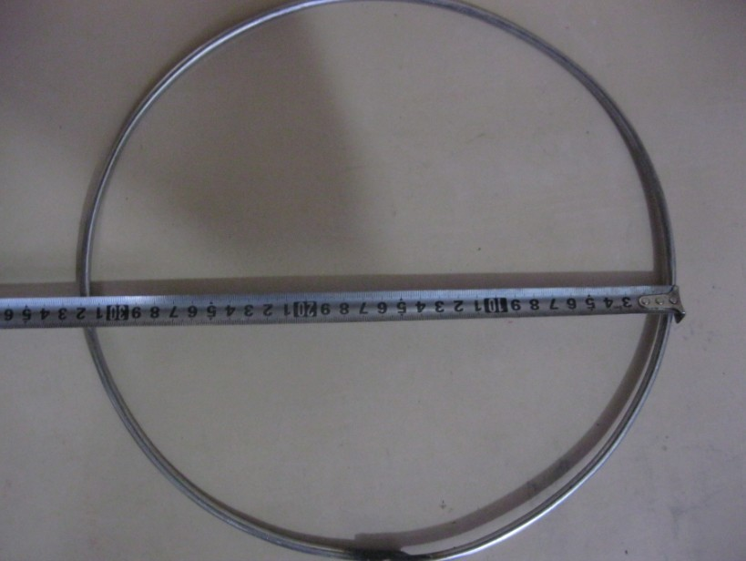Dip Net 304 Stainless Steel Customizable Circle Customizable Stainless Steel 4-6 Mm Hoop Diameter 25-70 Cm