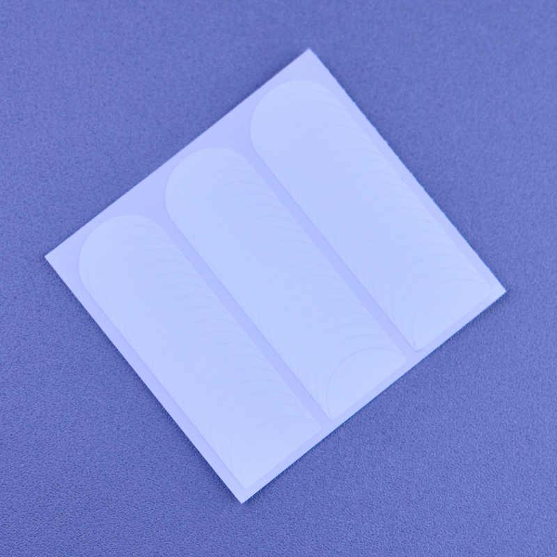 Nail Art polski żel krawędzi Anti Anti-Flooding plastikowe szablon klip zestaw do manikiuru palec akcesoria do paznokci