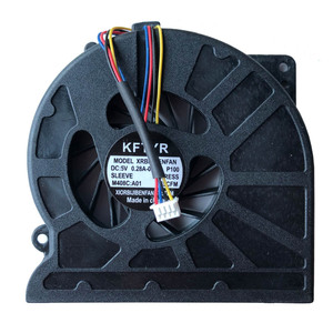 Laptop Cpu cooling fan for ASU