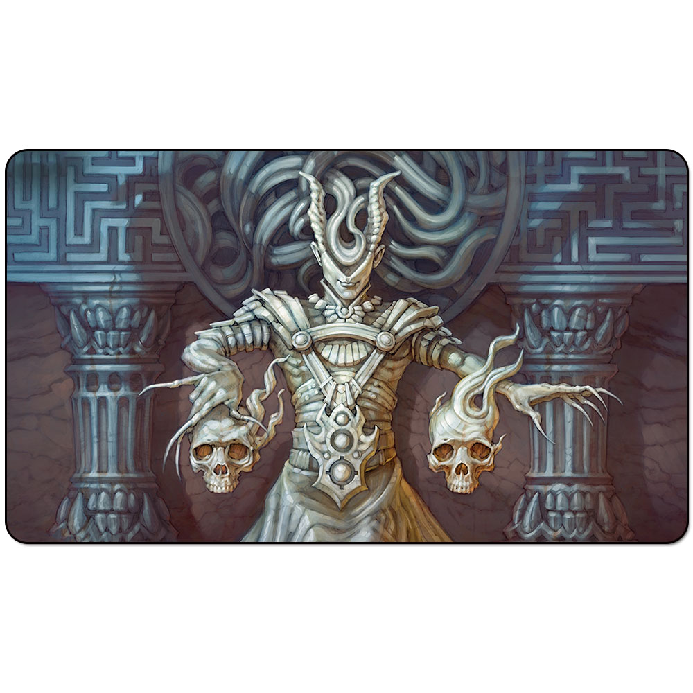 Board Game Mtg ASHIOK, NIGHTMARE MUSE Playmat:  ASHIOK, NIGH Art Playmat Board Game Mat TCG Playmat 60cm X 35cm (24