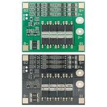 3S 25A Li-Ion 18650 BMS PCM Batterie Schutz Bord BMS PCM Mit Balance Für li-ion Lipo Batterie Zelle Pack modul Neueste