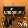Для хранения ключей брелок-Гитара Держатель Jack II стеллаж для выставки товаров 2,0 электрическая стойка для ключей Amp Винтаж усилитель подаро...