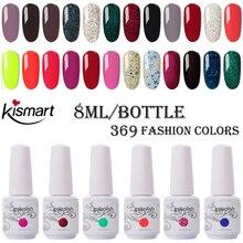 Kismart Any 1PC Nail Gel Polish 8ml UV Gel