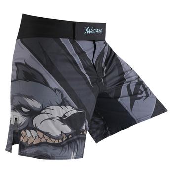 Męska drukowane szorty MMA Taekwondo walki spodenki spodenki bokserskie Muay Thai dla dzieci odzież dla dzieci odzież dziecięca Sanda walki spodnie treningowe tanie i dobre opinie suotf CN (pochodzenie) POLIESTER trunks 0002 Dobrze pasuje do rozmiaru wybierz swój normalny rozmiar Drukuj muay thai boxing shorts