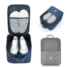 Soperwillton Handbag Travels Shoe Bag Breathable Mesh Portable Waterproof Storage Shoes Tote Travel Organizer