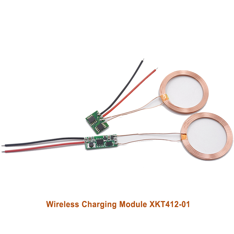 XKT412-01 Wireless Power Supply Module Wireless Charging Module Wireless Power Transmission Module