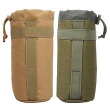 Спортивные сумки крышка 2L портативный мешок бутылки воды кемпинг чайник сумки для рюкзака жилет ремень Путешествия Велоспорт Туризм аксессуары