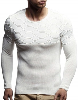ZOGAA Mens Sweater Knitted Shawl Turtleneck Pullover Winter Streetwear Long Sleeve High Quality Casual Mans Sweaters