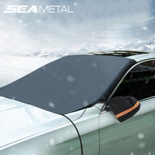 Mat Universal Shield Windshield-Protector Car-Cover Snow-Frost Front Winter Four-Season
