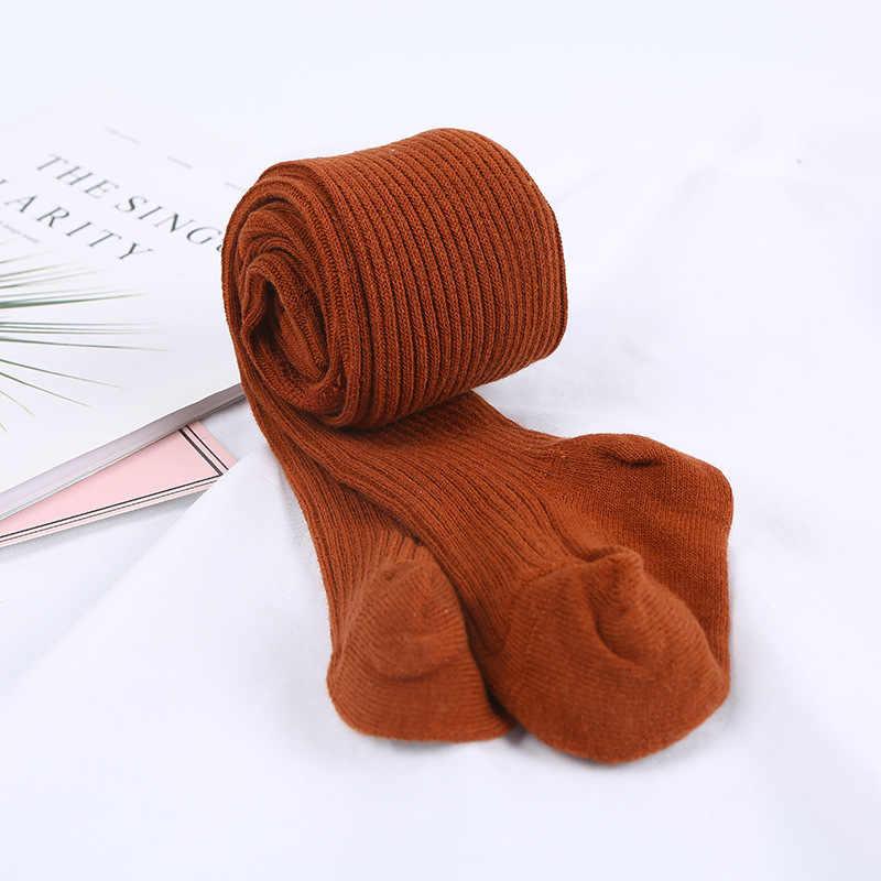 Niño recién nacido niñas calientes medias de algodón Pantyhose 2019 nueva moda Niñas Ropa para 0 a 4 años