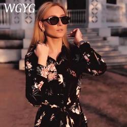 WGYG 2020 Fashion Johnny Depp Lemtosh Style Sunglasses Vintage Round Tint Ocean Lens Brand Design Sun Glasses Oculos De Sol