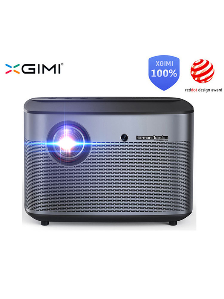 Home Theater Dlp Projector Bluetooth Android Xgimi H2 Lumens Wifi 1350ansi Full-Hd 1080P