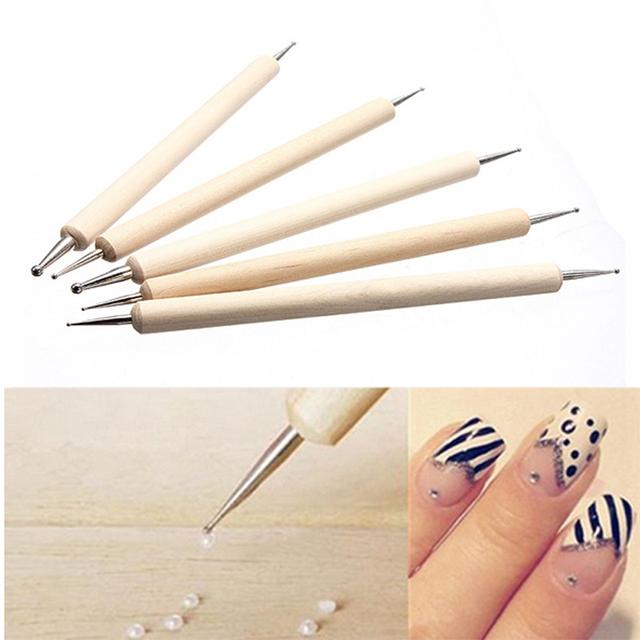 Nail Art Tools Set