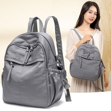 DAI.MM 2019 NEW Oxford cloth women's backpack Waterproof and anti-theft leisure trend personalized Backpack Casual women's bag's