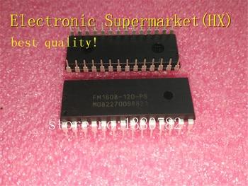 цена на Free Shipping  10pcs/lots FM1608-120-PG FM1608-120-P FM1608 DIP-28 IC In stock!