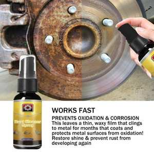 Cleaning-Tools Spray Anti-Rust-Lubricant Derusting All-Purpose-Rust-Cleaner Car-Maintenance