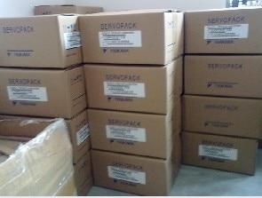 Sgmgh-30aca6c + sgdm-30ada new Yaskawa genuine package, one year warranty!