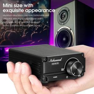 Image 4 - Douk Audio Hi Fi 100W Mini TPA3116D2 caisson de basses/amplificateur de puissance pleine fréquence amplificateur Audio numérique Mono canal