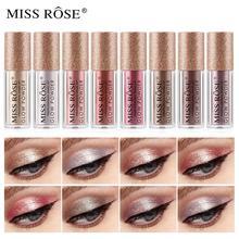 Miss Rose Shimmer Liquid Eyeliner Ball Stick Smooth Long Las