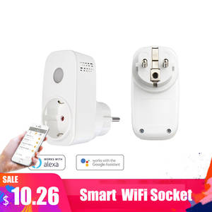 Broadlink SP3S Energie Monitor Smart Draadloze WiFi Socket Afstandsbediening Met Power Meter Controle Door IOS Android