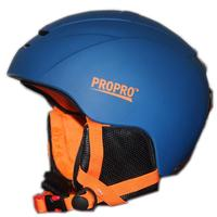 PROPRO One Piece Ski Helmet Single And Double Board Snow Helmet Warm And Windproof Sports Safety Equipment