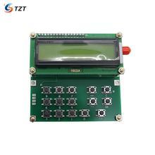 TZT 35MHz 4000MHz RF Signal Generator Signal Source ADF4351 VFO HXY D6 V1.02