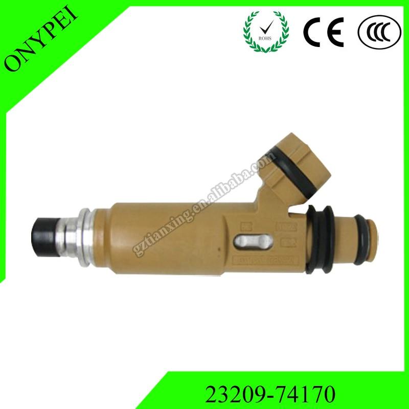 23250-74170 23209-74170 kualitas Tinggi Fuel Injector Untuk Toyota Camry Rav4 Avensis Ipsum Corona Vista 3SFE 2325074170 2320974170
