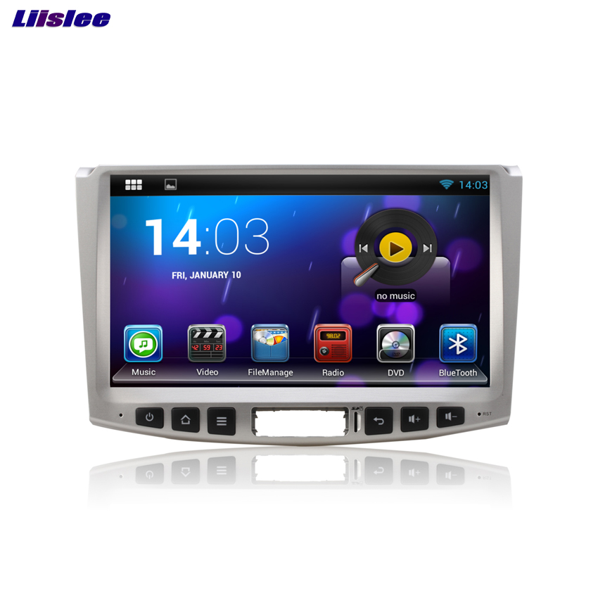 Liislee For <font><b>VW</b></font> <font><b>Magotan</b></font> / Passat CC Car player Multimedia Audio Video Radio GPS Navigation Multi-Touch Screen Bluetooth Stereo image