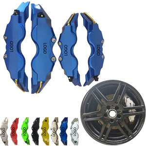 KUNBABY 8 Colors ABS Plastic Disc Brake Caliper Cover With Logo Front And Rear For E46 E39 E90 E60 E36 F30 F10 E30 X5 E53 E34