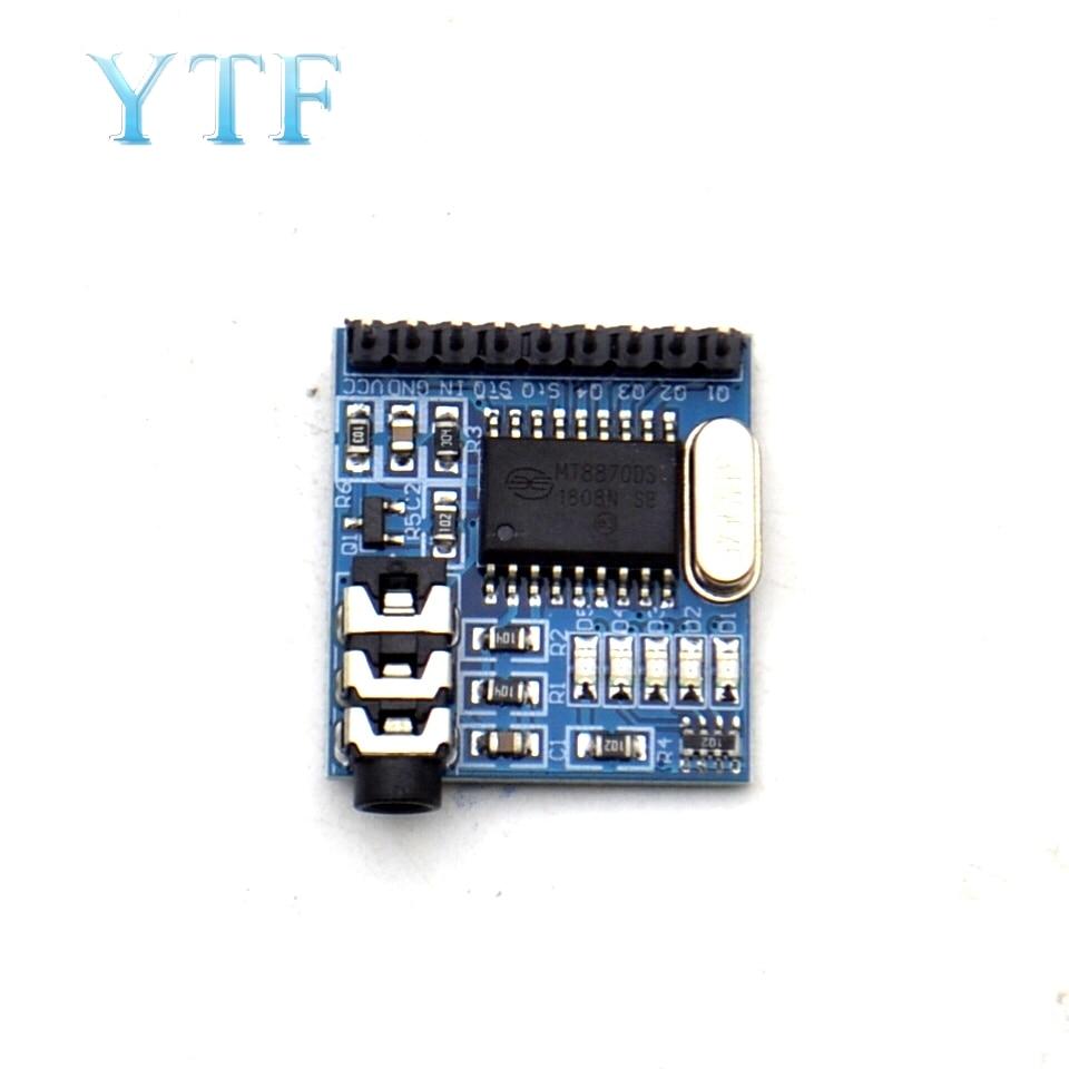 WAVGAT MT8870 DTMF Voice Decoding Module Phone Module