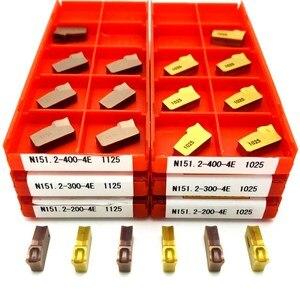 Image 1 - N151.2 300 4E N151.2 200 4E N151.2 400 4E 1125 single head slotted cut 2mm 3mm 4mm metal turning tools N151.2 cutting tool