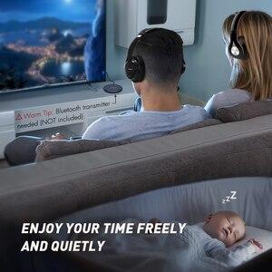 Image 5 - Mpow casque découte Bluetooth haute taille, avec micro et sac de transport pour iPhone/iPad en H7, réduction du bruit stéréo,