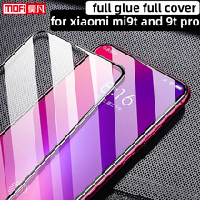 Защита экрана для xiaomi mi 9t pro закаленное стекло xiaomi mi9t полное покрытие HD 2.5D Mofi оригинальная ультратонкая защитная пленка