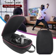 Travel Case For Oculus Quest All-in-one VR Gaming Headset Portable Storage Bag