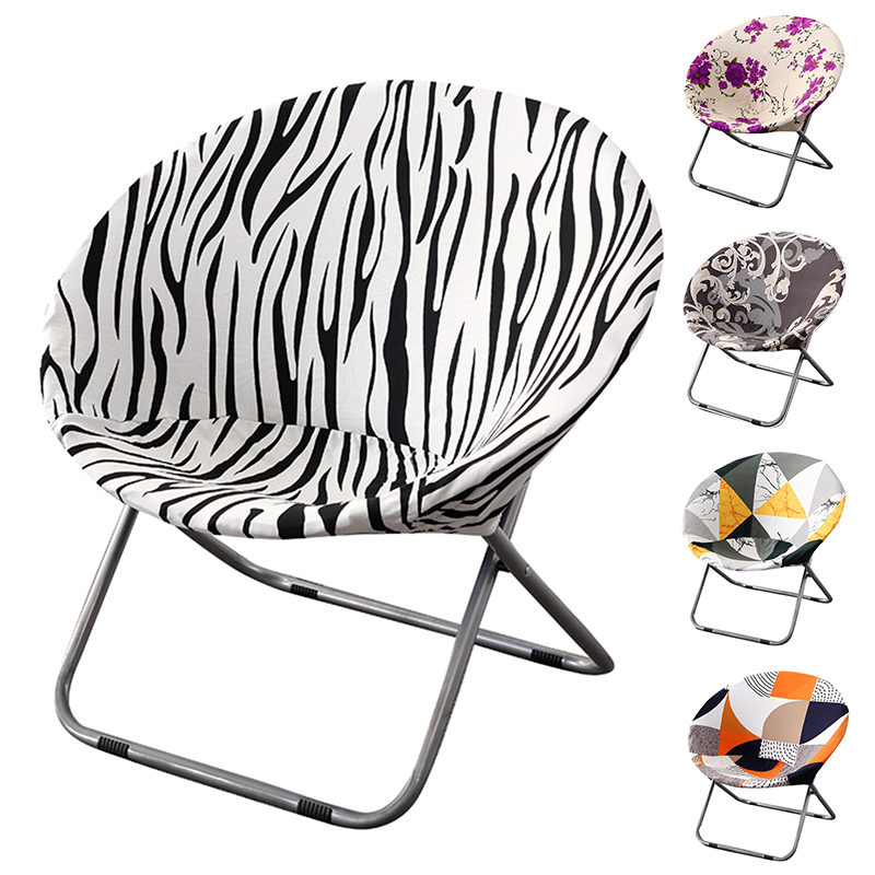 Get Spandex Moon Sauce Unique Chair Cover 1 Chair And Sofa Covers