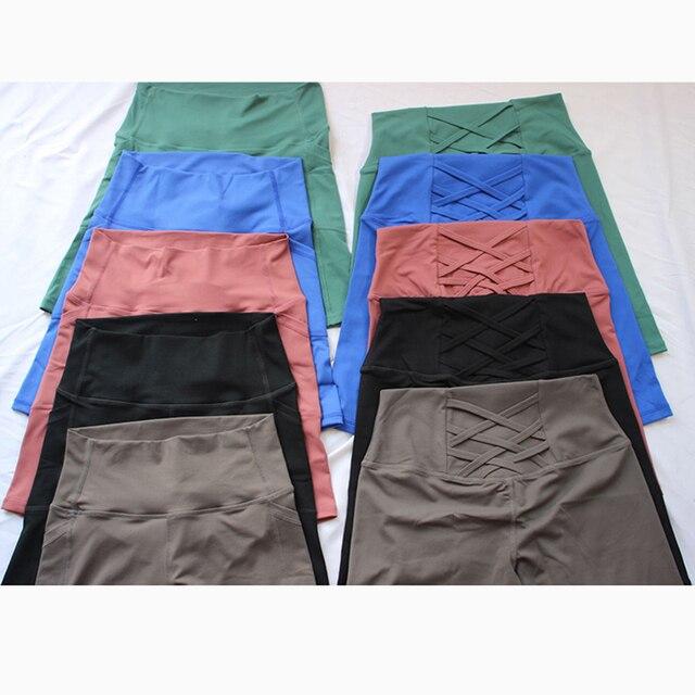 Women Yoga Shorts  4