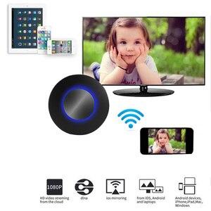 Image 2 - AllShare יצוק DLNA Miracast Airplay מסך שיקוף HDTV Dongle HDMI מקל אלחוטי Wifi רכב AV RCA וידאו מתאם טלפון כדי טלוויזיה
