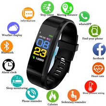 LIGE 2019 new smart bracelet tracker Fitness men w